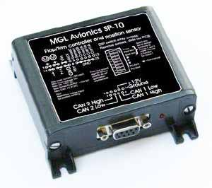 MGL Avionics SP-10 Flap and Trim controller