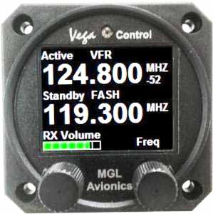 MGL Avionics Vega Head display instrument