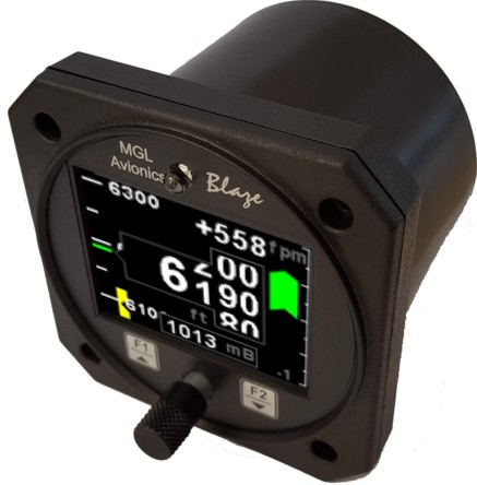 MGL Avionics Blaze ALT-6 altimeter and VSI - Save £70