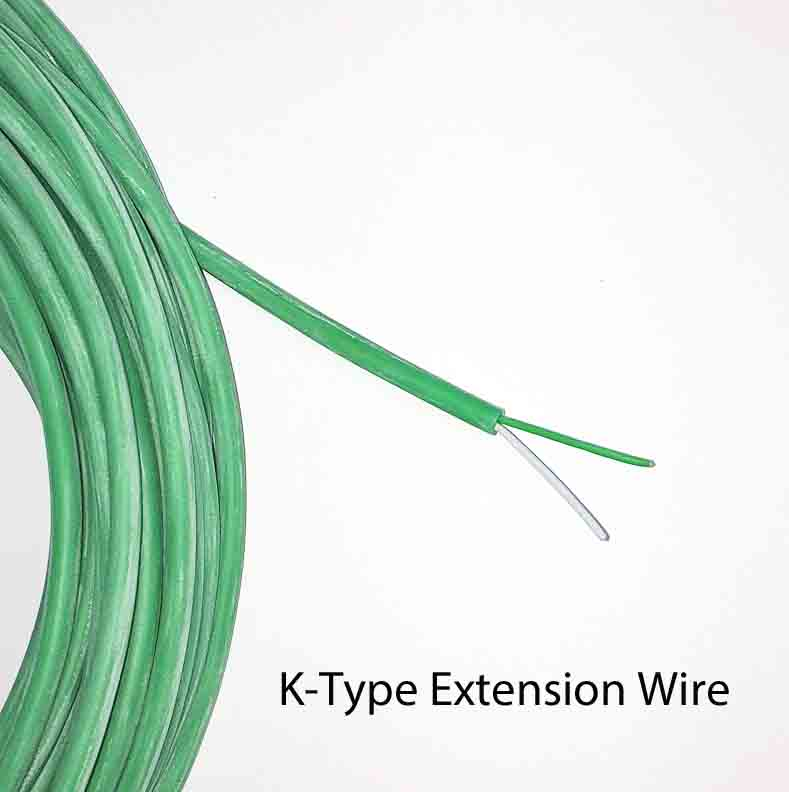 K-Type Thermocouple extension cable