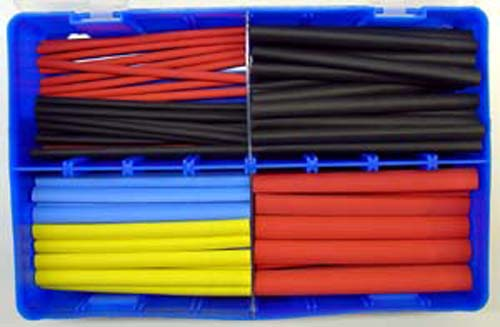 Heat Shrink Tubing 140 piece selection box