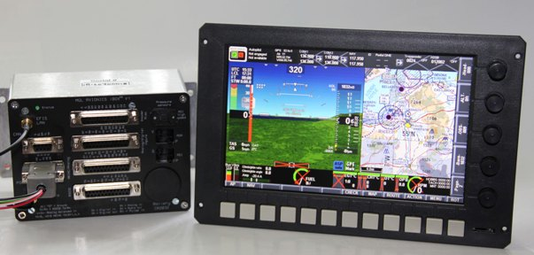 MGL Avionics iEFIS glass panel range with iBOX