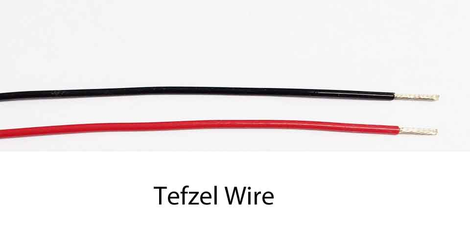 20 AWG Coloured Tefzel Aviation Wire MIL-W-22759/16