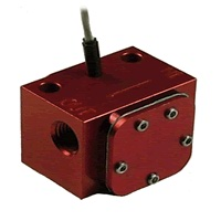 EI FT60 Red Cube Flow Sender